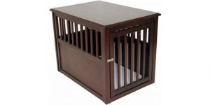 Best Dog Crates for Large Dogs-Crown-Pet-Crate-Table-by-Crown-Pet-Products
