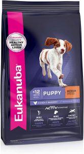 Dry Puppy Food Eukanuba