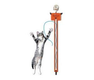 Best Cat Toys- Fling-AMA-String Cat Toy by MOODY PET