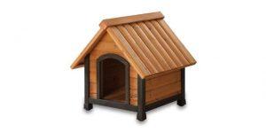 Best Dog House-Arf Frame Dog House with Dark Frame