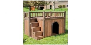 Best Big Dog House -DogHouseBoomer&GeorgesWooden