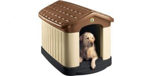 Best Dog House-Our Pets Tuff-N-Rugged Dog House