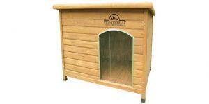 Best Big Dog House-Pets Imperial Norfolk Wooden Dog House